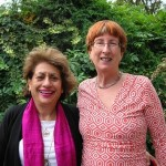 Helen and Farida 14.09.14