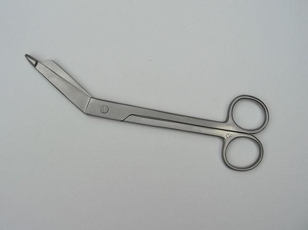 Safe-bandage-scissors