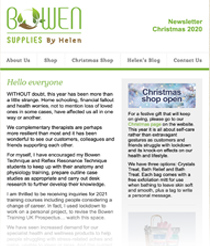 Read our Christmas E-News