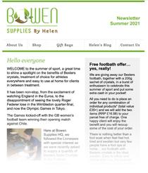 Read our Summer E-News